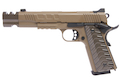 KJ Works KP-16 1911 Gas Version - FDE