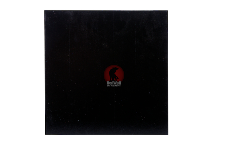 ARTS KYDEX Holster Sheet Black (300mm x 300mm x 2.0mm)