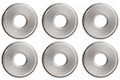 KRYTAC Solid Steel Bushing (6pcs)