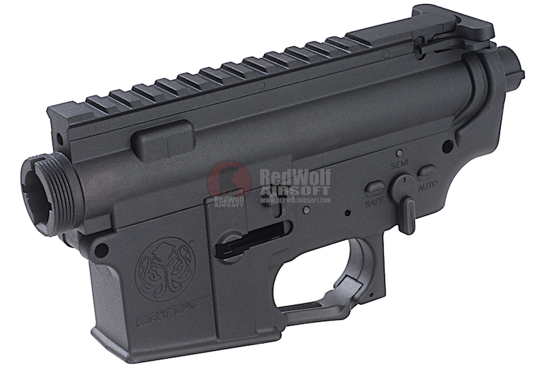 KRYTAC Alpha Complete Receiver Set - Black
