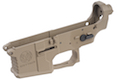 KRYTAC Trident MKII Complete Lower Receiver Assembly - FDE