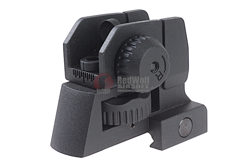 KRYTAC Rear Iron Sight