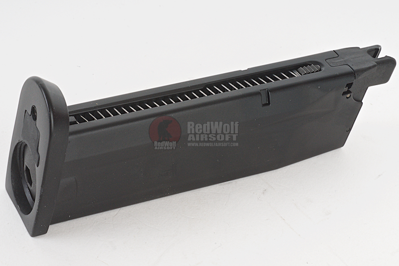 KWC MP40 15rds CO2 Magazine for KCB48AHN