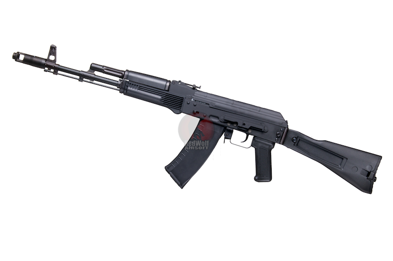 KWA AK74M Gas Blowback (System 7) - Buy airsoft GBB Rifles ...