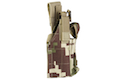LBX Tactical Drop Leg Holster - Right Hand / Proj Honor Camo