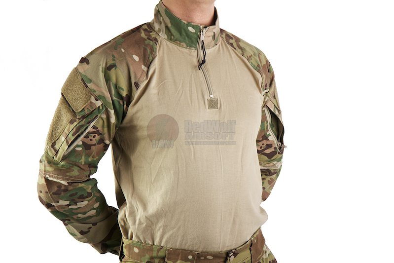 LBX Tactical Assaulter Shirt - L Size / MC <font color=yellow>(Clearance)</font>