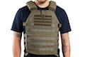 LBX Tactical Modular Plate Carrier - (M Size / Ranger Green)