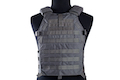 LBX Tactical Modular Plate Carrier - Wolf Grey <font color=yellow> (Year End Sale)</font> <font color=red>(Free Shipping Deal)</font>