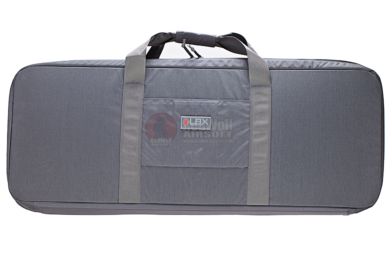 LBX Tactical Low Profile Rifle Bag - Wolf Grey