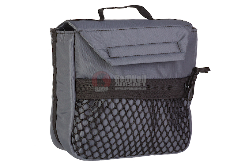 LBX Tactical Medium Padded Pouch - Wolf Grey