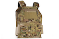 LBX Tactical Armatus Plate Carrier - Slick (L Size / MC)