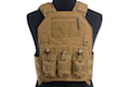LBX Tactical Armatus II Plate Carrier (L Size / Coyote Brown)