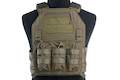 LBX Tactical Armatus II Plate Carrier (L Size / Ranger Green)