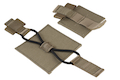 LBX Tactical Weapons Retention Kit - Coyote Tan