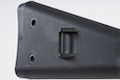LCT G3A3 Plastic Fixed Stock - Black