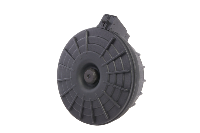 LCT RPK-16 2000rds Full Metal Electric Winding Drum Magazine (PK-403)