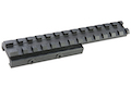 LCT Z-Series B-16 Rail Extend  - Black