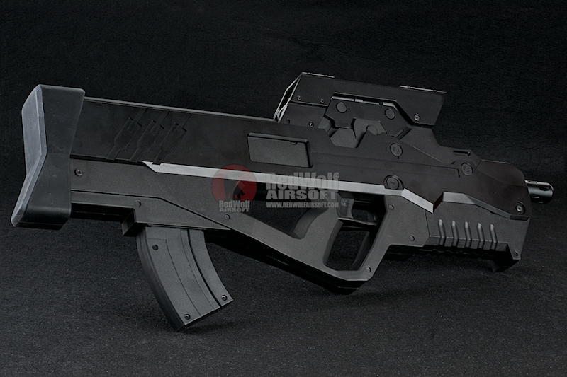 Laylax Schrodinger By Ghost In The Shell Dx Ver W Free Tokyo Marui M16 Magazine Buy Airsoft Electric Guns Aeg Aep Online From Redwolf Airsoft