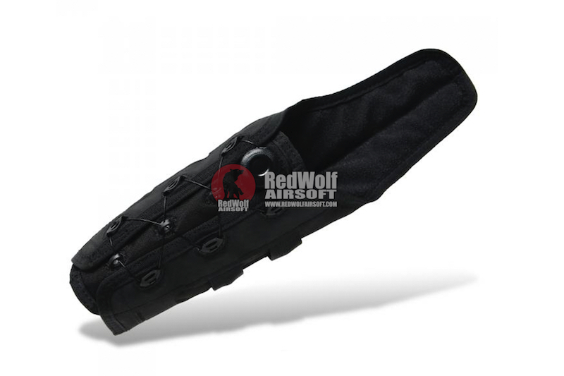 Laylax (Battle Style) Gauntlet - Black