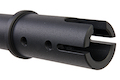 Laylax Short Outer Barrel 134mm for Krytac Kriss Vector AEG (14mm CCW)