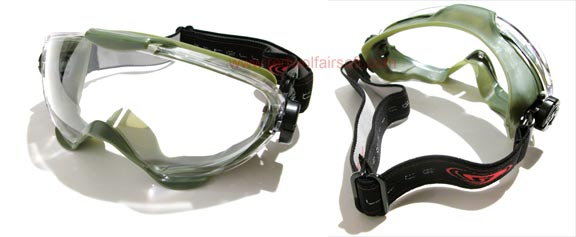 Laylax Tactical Glasses (OD)