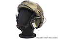 Earmor Hearing Protection Ear-Muff Helmet Version - FG