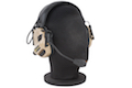 Earmor Tactical Hearing Protection Ear-Muff - TAN