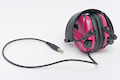 Earmor Tactical Hearing Protection Ear-Muff - Pink