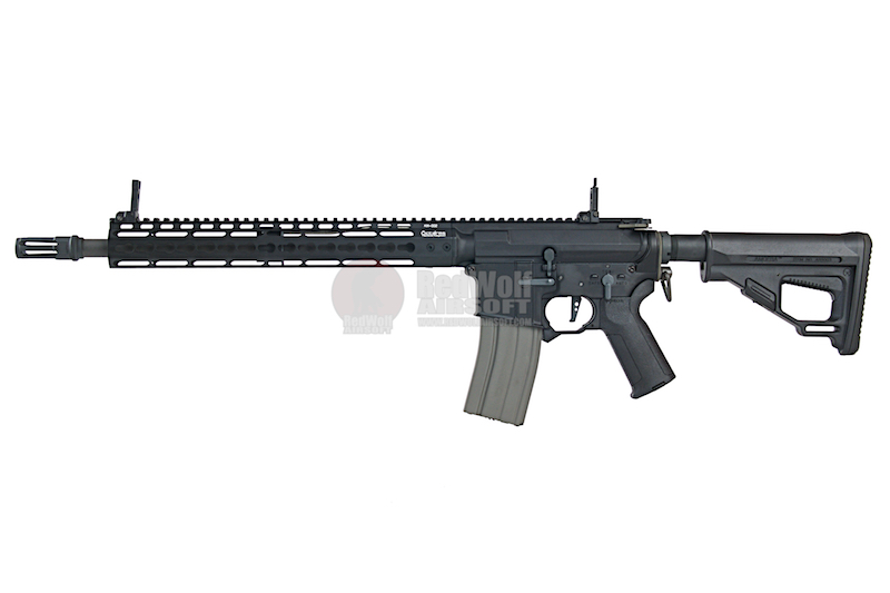 ARES Octarms X Amoeba M4-KM13 Assault Rifle - BK