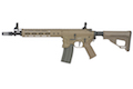 EMG Sharps Bros 'Jack' Licensed Full Metal M4 AEG 10 inch SBR - DE (by ARES)