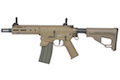 EMG Sharps Bros 'Jack' Licensed Full Metal M4 AEG 7 inch SBR - DE (by ARES)