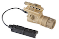 Surefire M720V RAID Weapon Light (15/150 Lumens / 120mW) - White & IR (Tan)