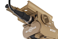 Surefire M720V RAID Weapon Light (15/150 Lumens / 120mW) - White and IR Output (Tan)