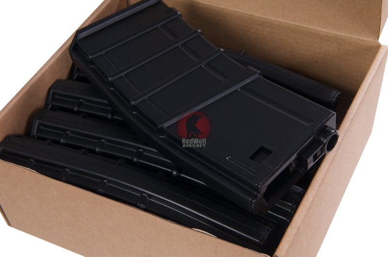 ICS 300rds C7 Hi-Cap Magazine (6pcs/Box)
