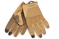 Magpul Core Patrol Gloves (Size: M) Coyote (MAG851)