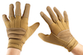 Magpul Core Technical Gloves (Size: S) Coyote (MAG853)