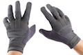 Magpul Core Technical Gloves (Size: L) Charcoal (MAG853)