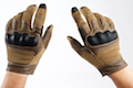Magpul Core Breach Gloves (Size: M) Coyote (MAG855)