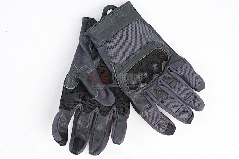 Magpul Core Breach Gloves (Size: L) Charcoal (MAG855)