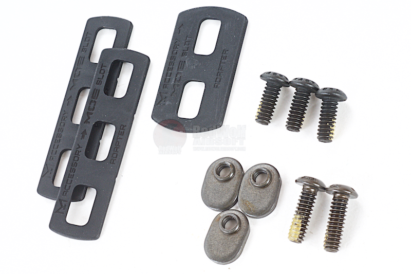 Magpul M-LOK to MOE Adapter Kit - Black (MAG478)