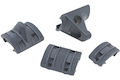 Magpul XTM Hand Stop Kit - Stealth Gray (MAG511)