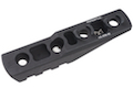 Magpul M-LOK Cantilever Rail / Light Mount Aluminum - Black (MAG588)