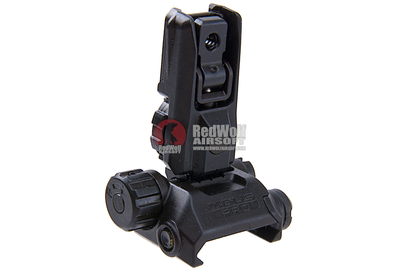 Magpul MBUS Pro LR Adjustable Sight - Rear (MAG527)