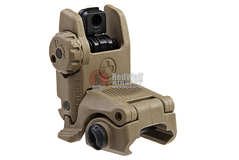 Magpul MBUS Sight Rear (MAG248) - DE