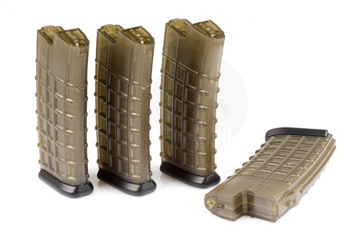 MAG 170rds Mid-Cap Magazines for AUG Series (Box Set of 4)