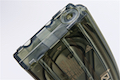 ARES 140 rds M16 Mid Cap Magazine for M4 / M16 AEG (5PCS / BOX) - Transparent