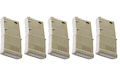 ARES 100rds M4 AMAG Magazine for M4/ M16 AEG (5PCS / BOX) - DE