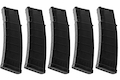 ARES 170rds M4 AMAG Magazine for M4/ M16 AEG (5PCS / BOX) - Black
