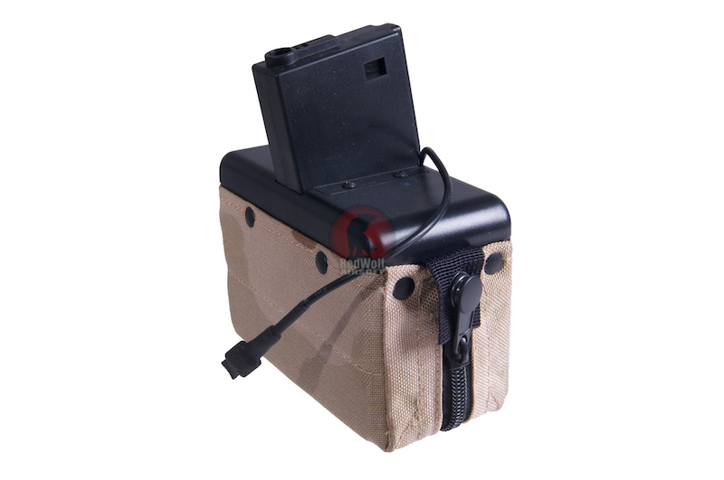 MAG M16 Cartridge Pouch (Tan) (2800rds)