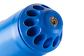 MAG 108 Rounds Airsoft Cartridge for G&P AK Launcher (3pcs/set) - Blue